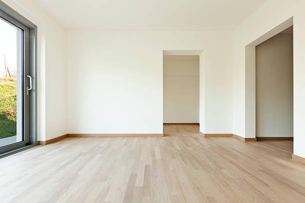 Neue leere house, Zimmer – Foto