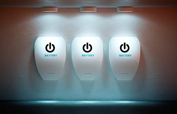 Nuevo concepto de energía - foto de stock