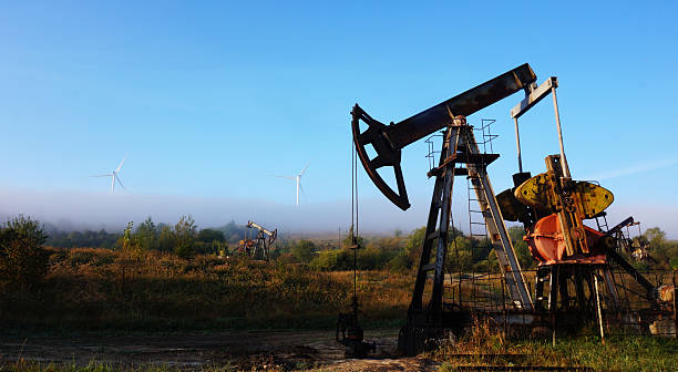 New energy era is coming. stock photo