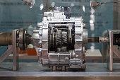 istock New energy vehicle gearbox 1000016604