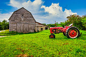 istock New England Abandoned Barn 1270312934