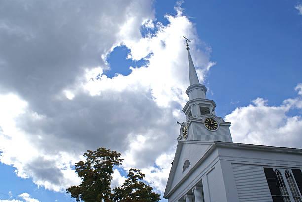 New England-Kirche – Foto