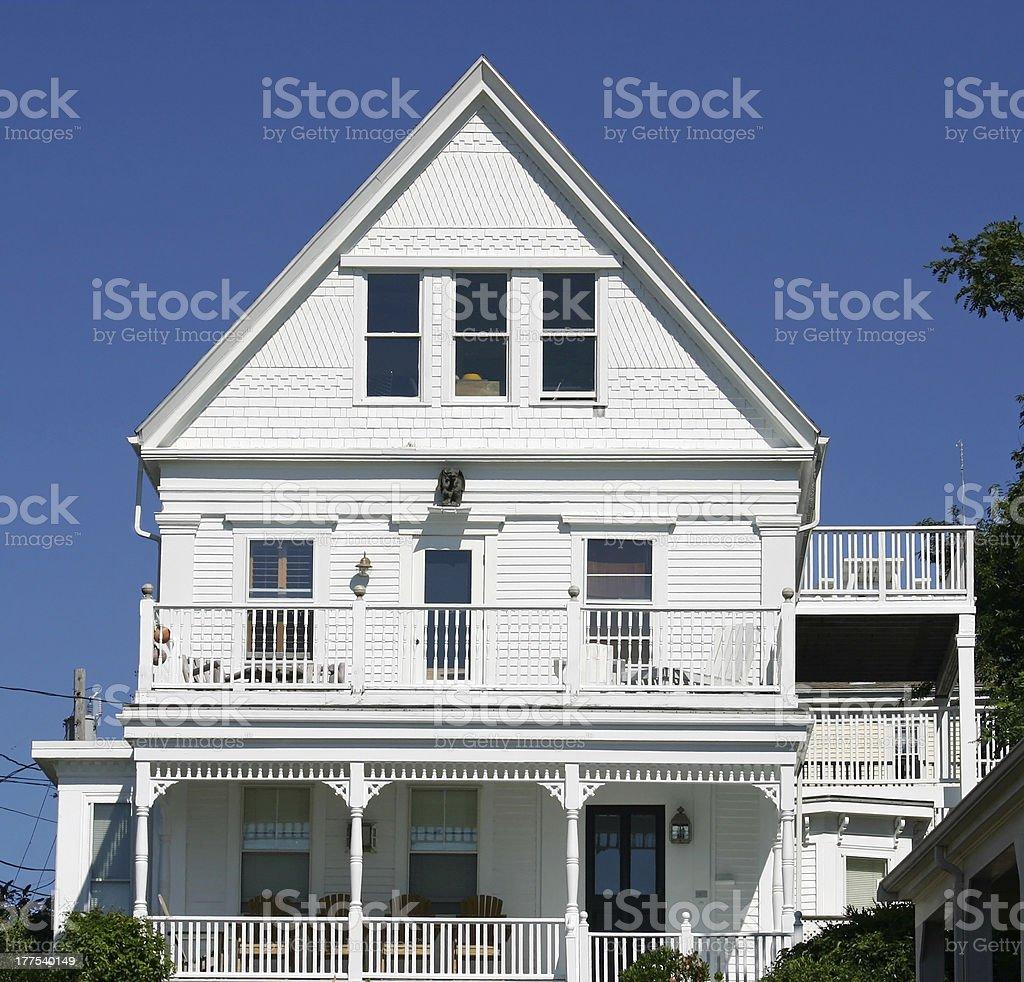 Maison de Nouvelle-Angleterre - Photo