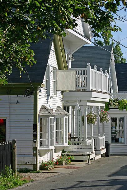 New England store stock photo