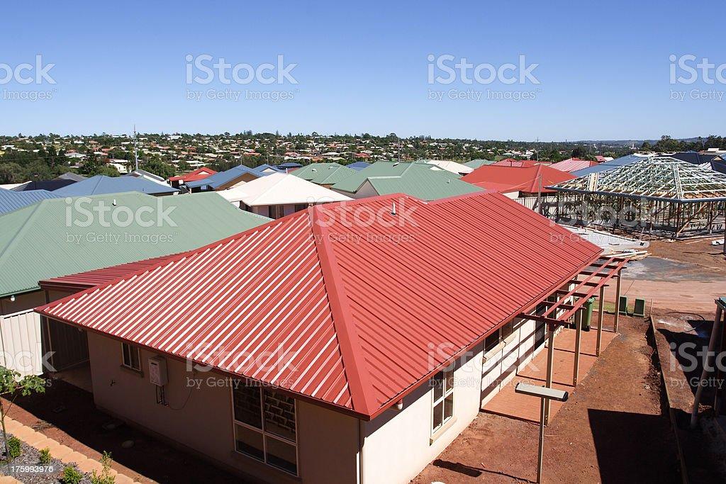 new estate royalty-free stock photo