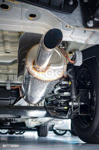istock New exhaust 857716094