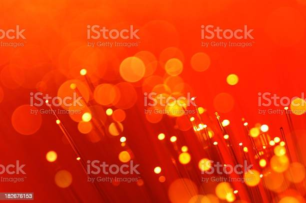 New Fiber Glass Light 6 Stock Photo - Download Image Now