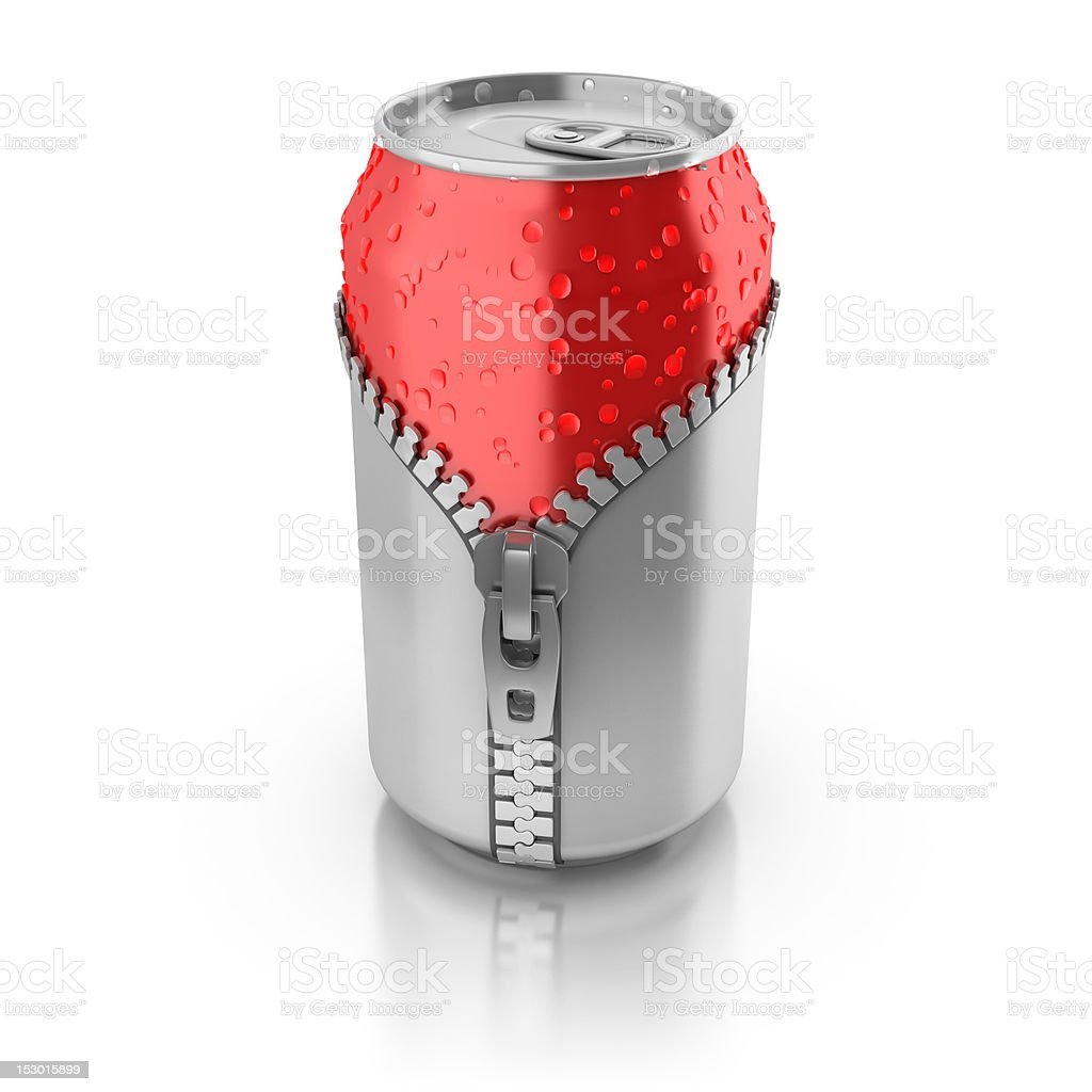 new fresh drink 3d concept royalty-free stock photo