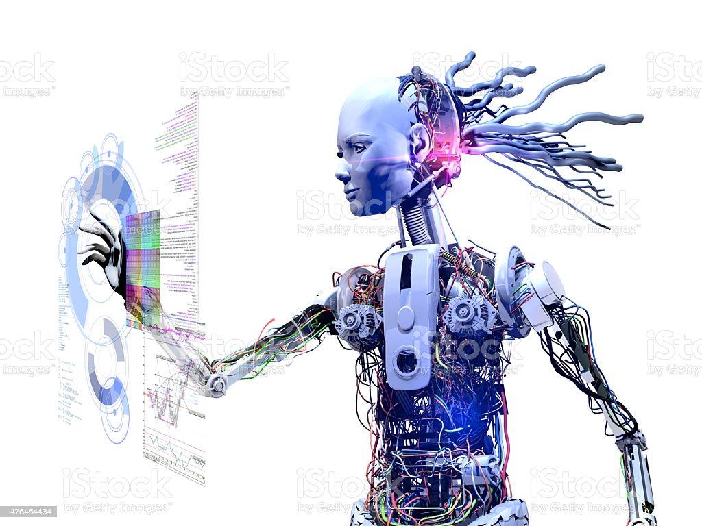 Neue Generation des Internet Technologien – Foto