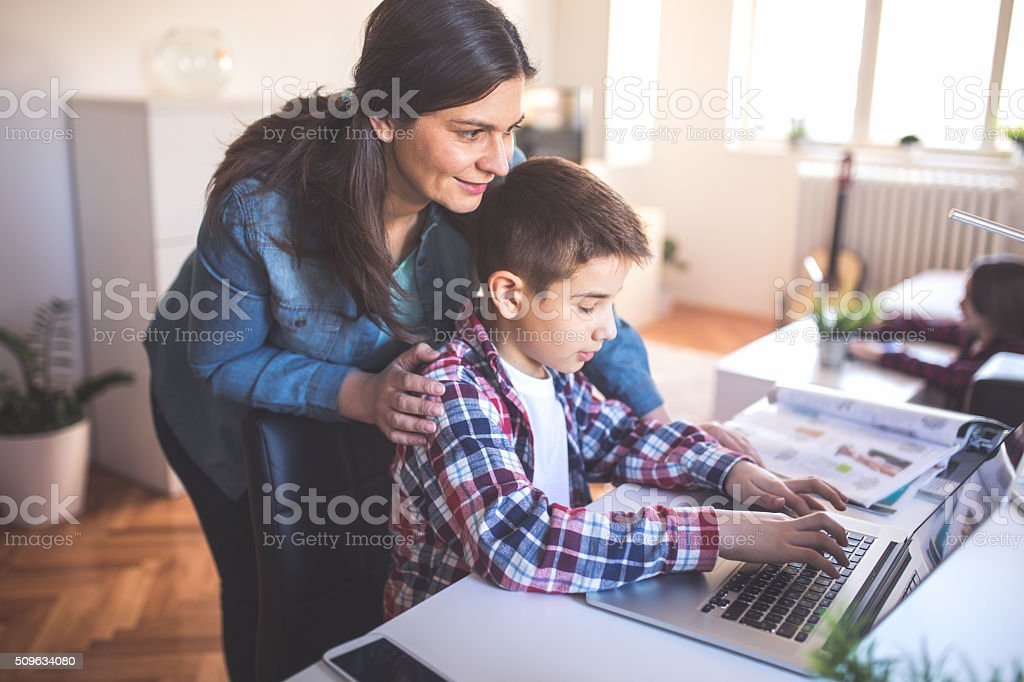 New genration stock photo