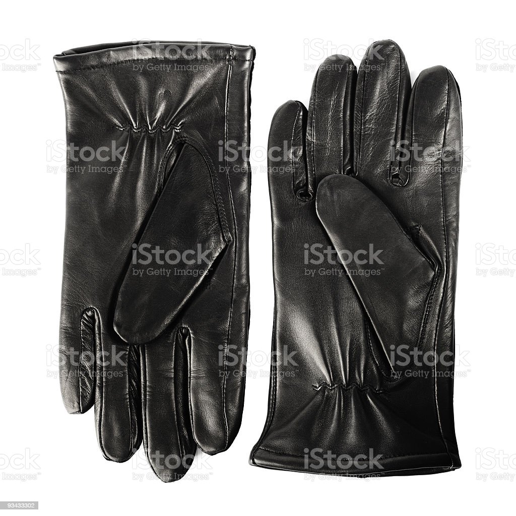 Neue Handschuhe Lizenzfreies stock-foto