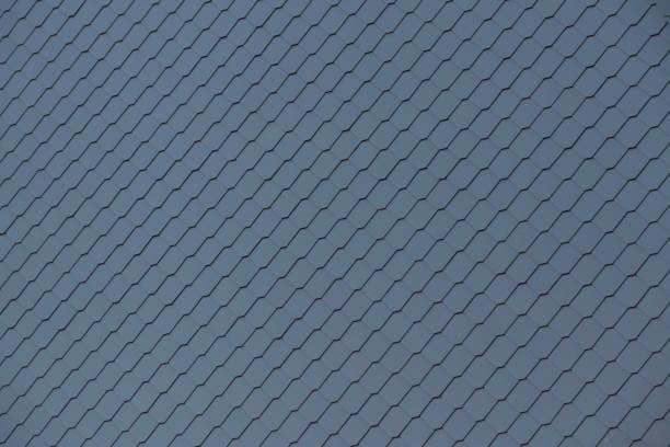 neues grauen schiefer muster - dachschräge einrichten stock-fotos und bilder