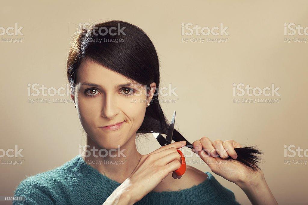 New Hairstyle Stock Photo 175232511 Istock
