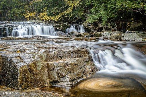 istock New Hampshire Stream and Waterfall 476647188
