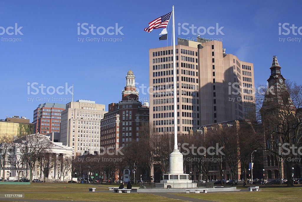 New Haven royalty-free stock photo