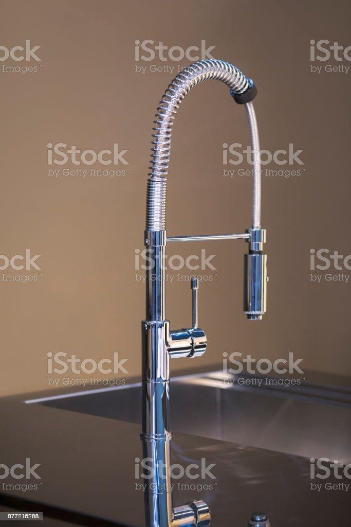 Neue Hohe Küche Wasserhahn Design Mischbatterie Wasserhahn ...