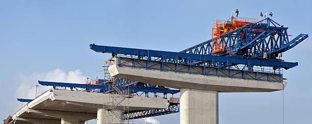 Neue highway-Bauarbeiten – Foto