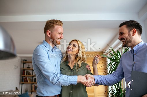 istock New home, new possibilities 1126207257