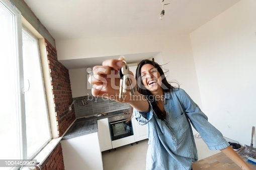 istock New home owner 1004459962