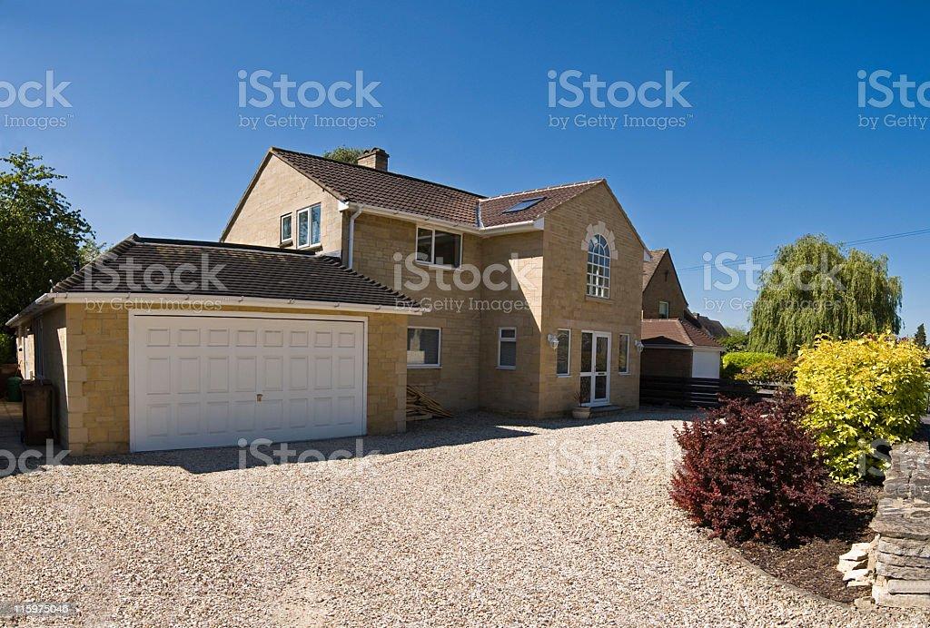 New Home. stock photo