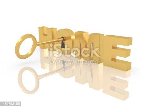 istock New Home 469793165