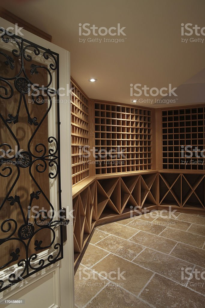 New Home Wine Cellar Stock Photo Download Image Now Istock