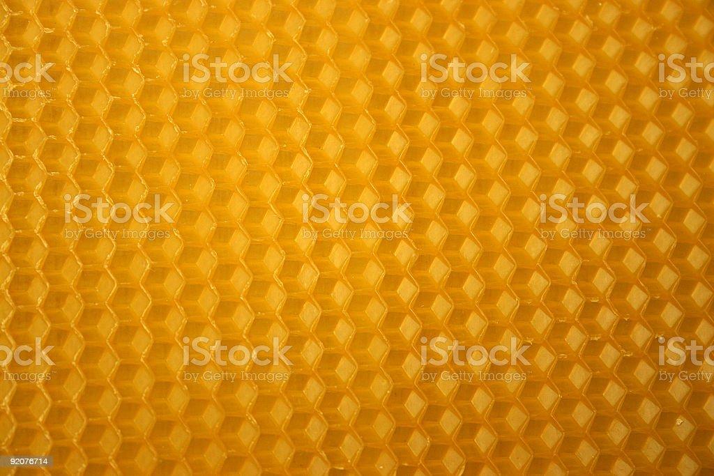 New honeycomb royalty-free stock photo