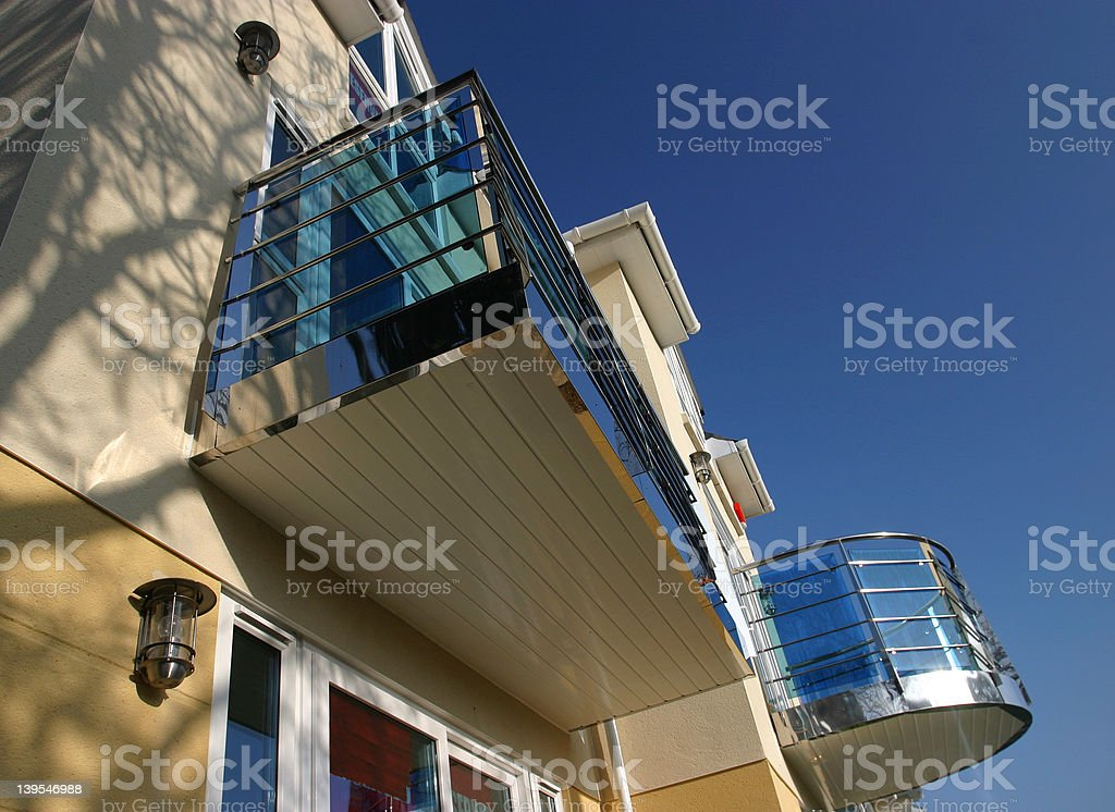 New House 2 royalty-free stock photo