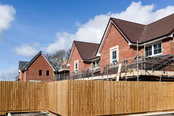 Neue Wohnbauentwicklung. – Foto