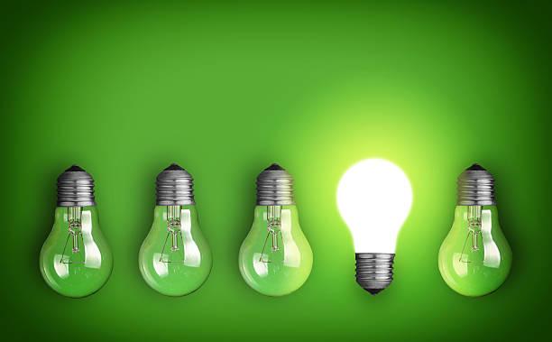 新しいアイデア - 電気部品 ストックフォトと画像