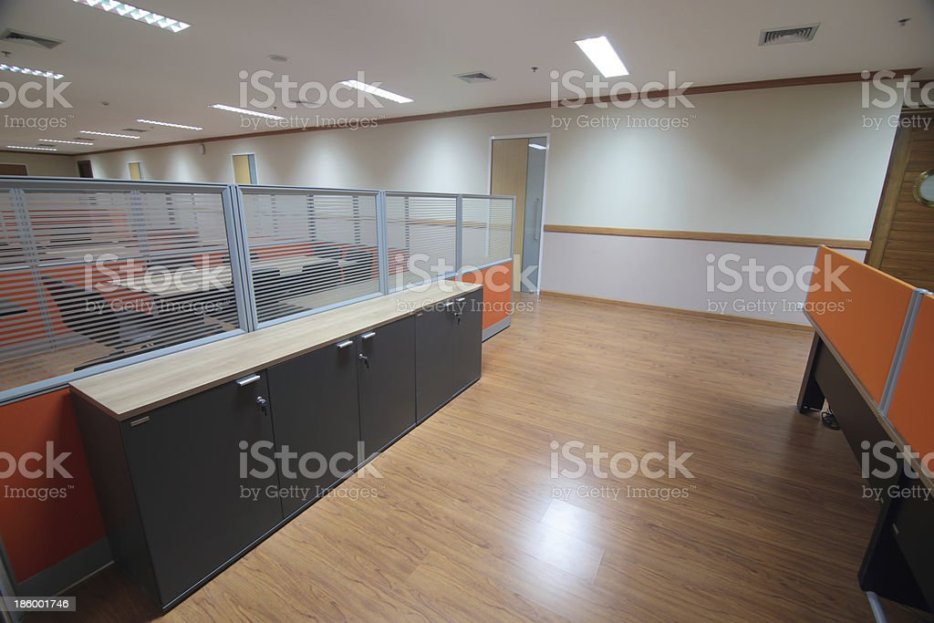 New ideas of modern office interior royalty-free stock photo