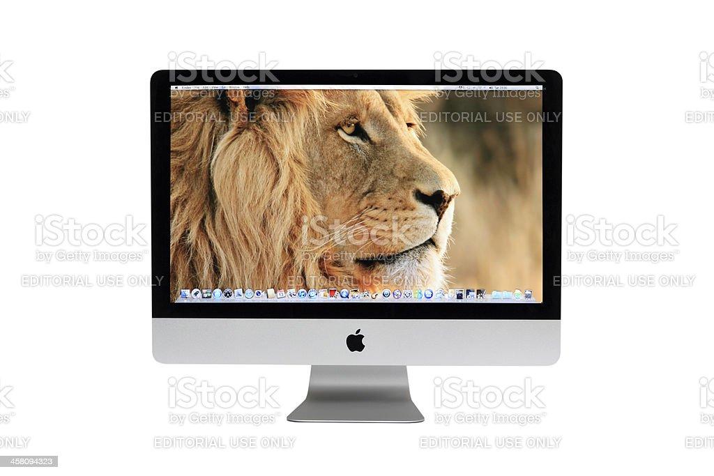 New iMac desktop computer, Mid 2011 model.