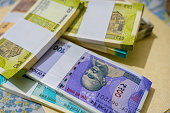 istock New Indian Currency, New Indian Banknotes. 1214541474