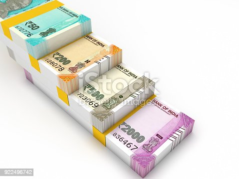 istock New Indian Currency 922496742