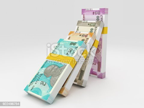 istock New Indian Currency 922496754