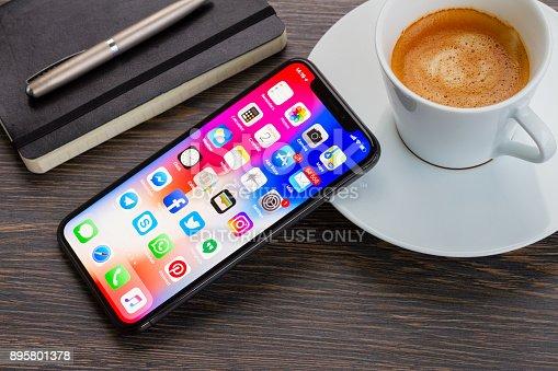 istock New Iphone X 895801378
