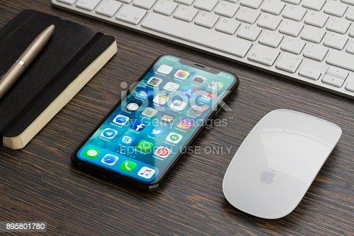 istock New Iphone X 895801780