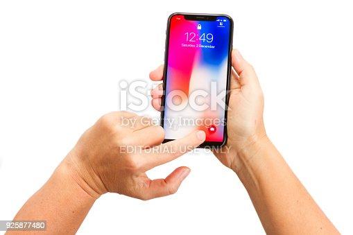 istock New Iphone X 925877480