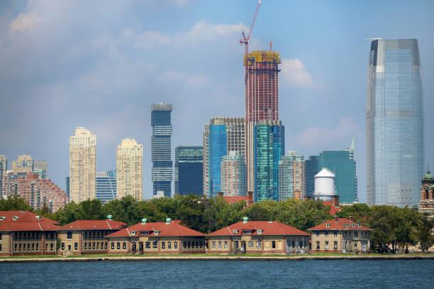 New Jersey City Skyline – Foto