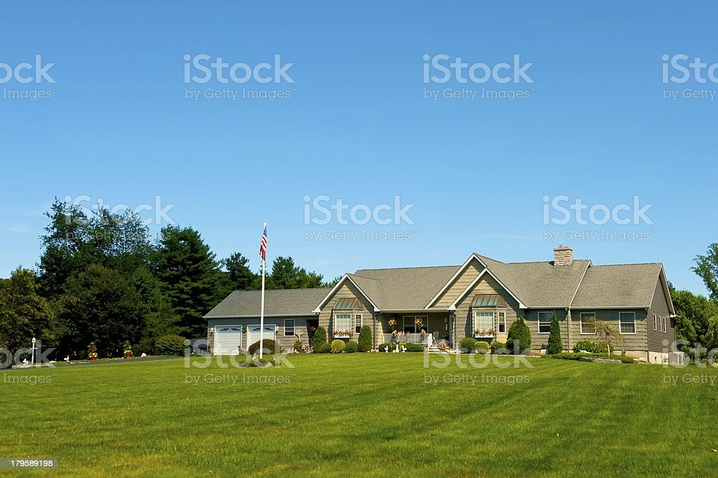 New Jersey home stock photo
