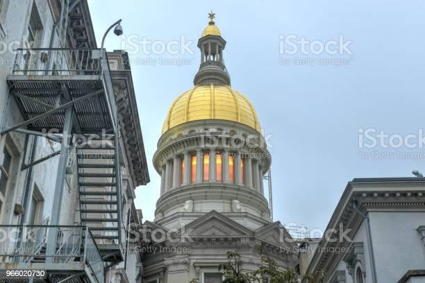 New Jersey State House Trenton Stockfoto und mehr Bilder von Architektur