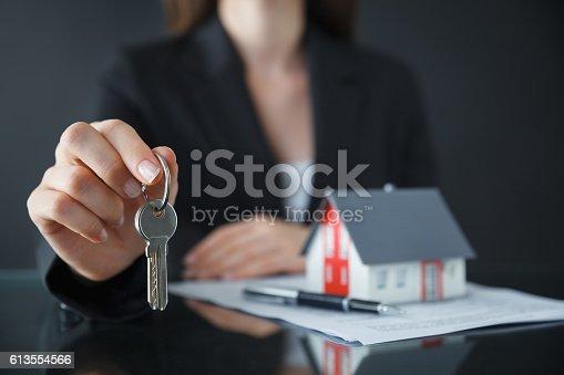 istock New keys 613554566