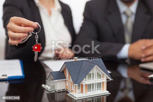 istock New keys 865352948