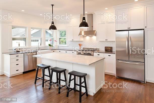 New kitchen in modern luxury home picture id171591165?b=1&k=6&m=171591165&s=612x612&h=155bqwek8m8r0zomw48ioohlfteqzywtwoeyasqsvuw=