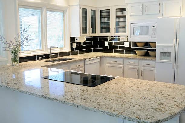 new kitchen - glas porslin bildbanksfoton och bilder