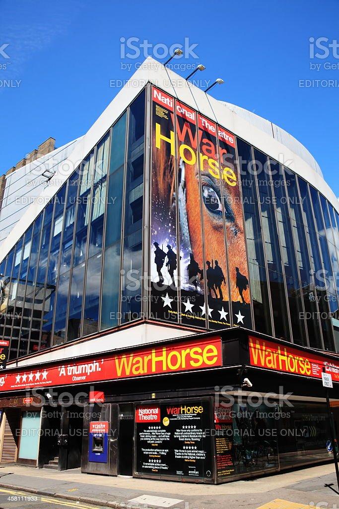 New London Theatre stock photo