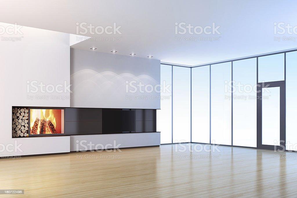 New Luxury Interior royalty-free stock photo