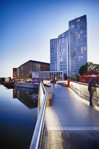 new malmolive hotel and congress centre - malmö bildbanksfoton och bilder