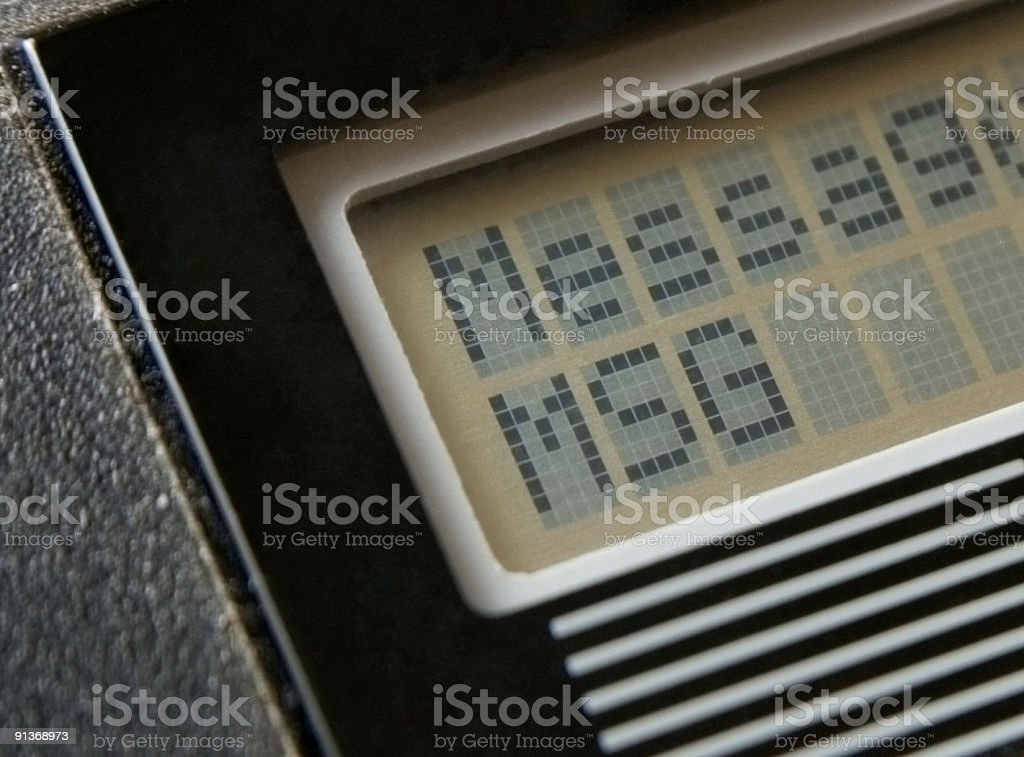 New Message Waiting stock photo