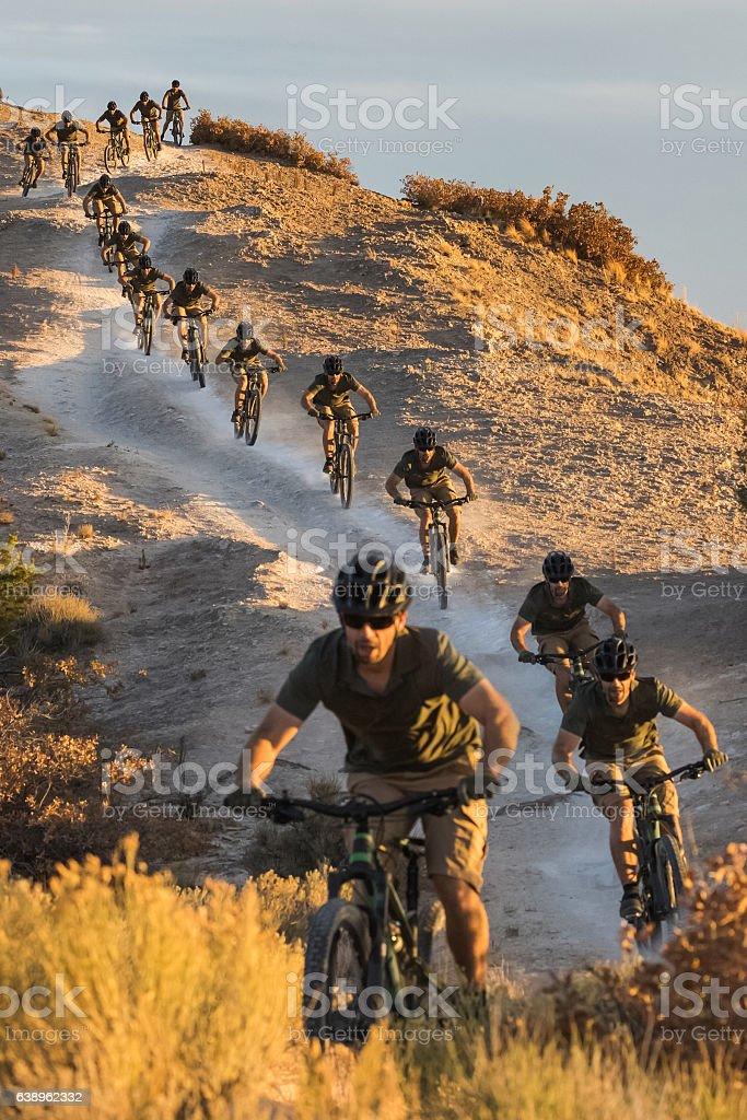 new mexico action and adventure stock photo